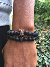 Crown Lava Bracelet