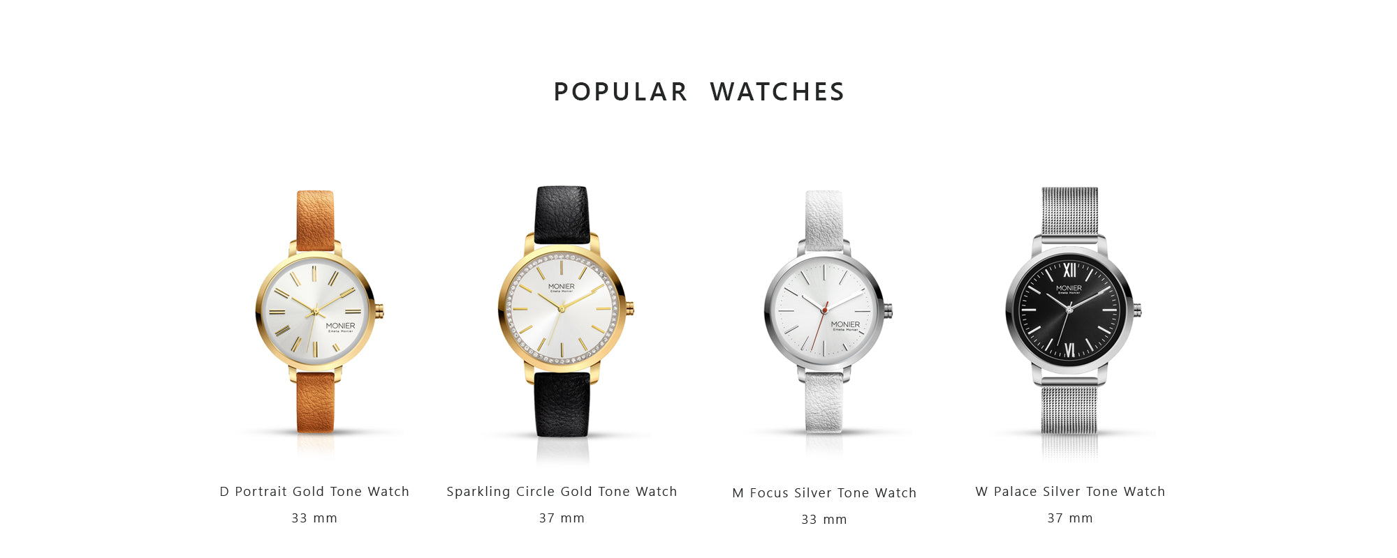 Popular watches