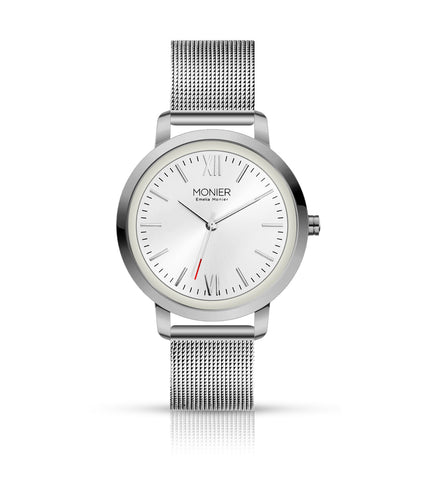 Emelia Monier W Palace Silver Tone Women's Watch Ref. No: EML001-04SL