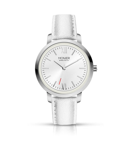 Emelia Monier W Palace Silver Tone Women's Watch Ref. No: EML001-04WT