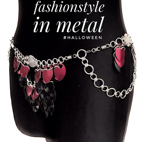 Skirt #Halloween I - Cool FASHIONSTYLE in metal
