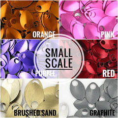 SMALL Scale - Anodized Aluminum