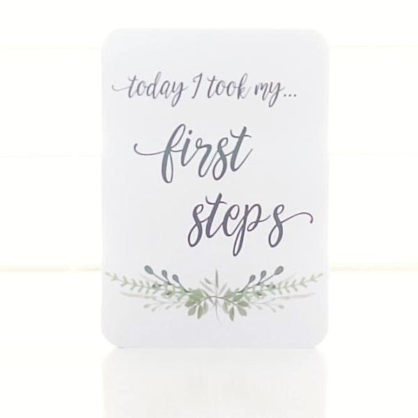 Milestone Cards set of 32-Free-shipping-Nursery-From The Art