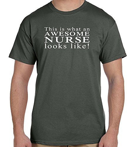 This is What an Awesome Nurse Looks Like T-shirt