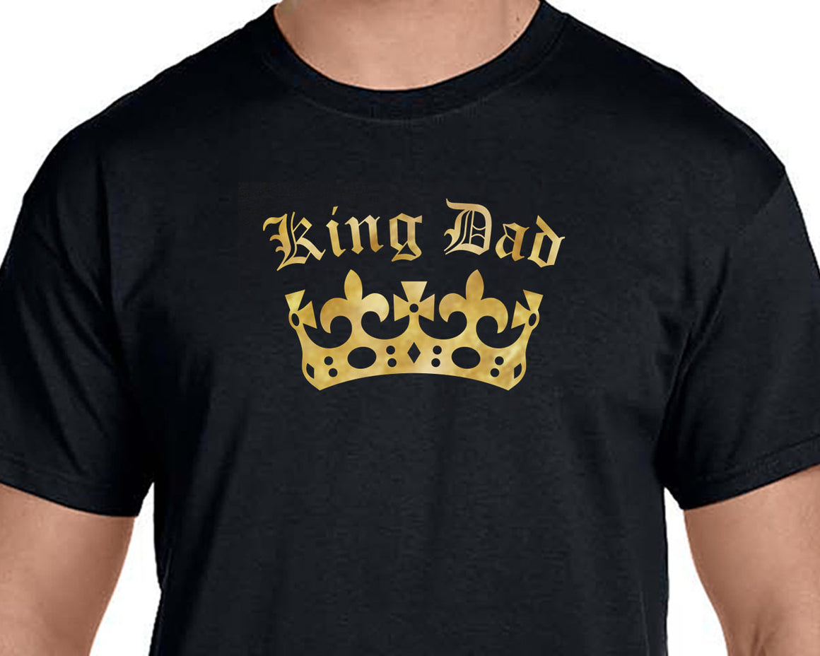 King Dad Special Edition Gold