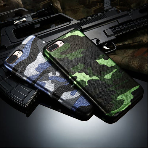 iPhone 7 (Plus) Camouflage Case