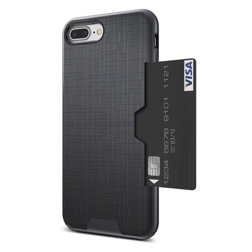 iPhone 7 (Plus) Case Armor Wallet