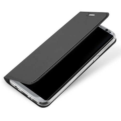 Galaxy S8 (Plus) / Note 8 / S7 Edge Flip Case Dux