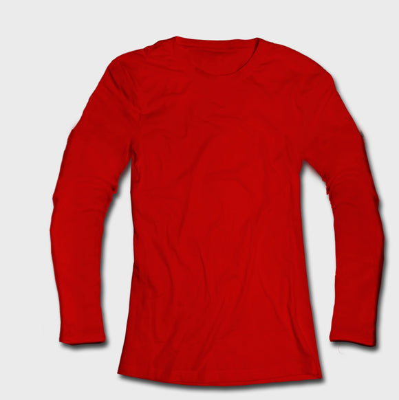 Female - Long Sleeve T-Shirt