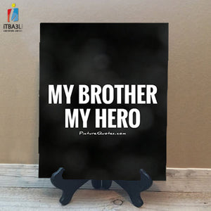Hero Called Brother