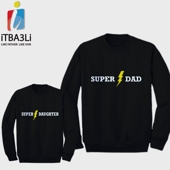 Super Dad & Daughter