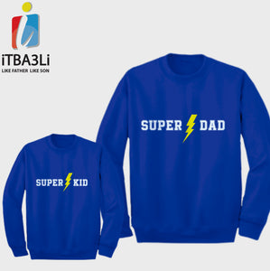 Super Dad And Kid