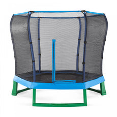 7ft Junior Jumper Trampoline - Blue