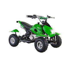 GMX Starter 49cc Kids Quad Bike - Green