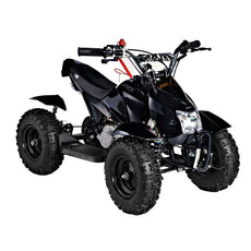 GMX Junior 49cc Kids Quad Bike - Black
