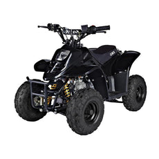 GMX Ripper 110cc Sports Quad Bike - Black