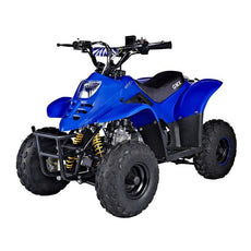 GMX Ripper 110cc Sports Quad Bike - Blue