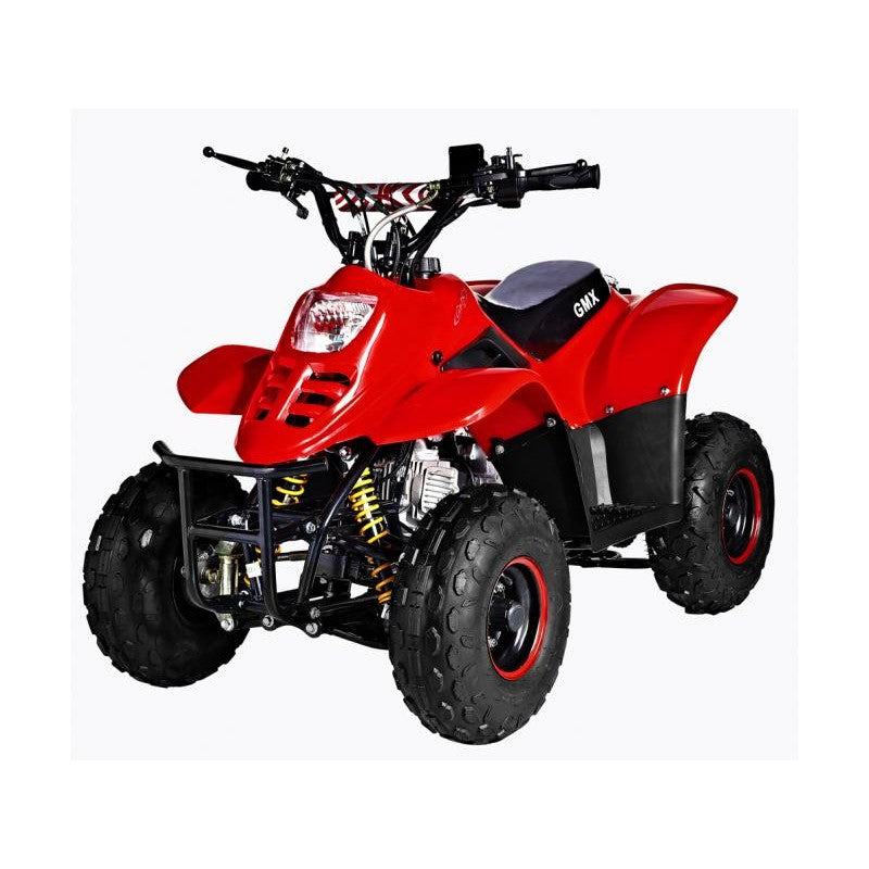 GMX Ripper 110cc Sports Quad Bike - Red