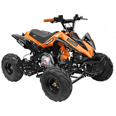 GMX The Beast 110cc Sports Quad Bike - Orange