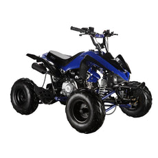 GMX The Beast 110cc Sports Quad Bike - Blue