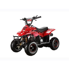 GMX Ripper 110cc Sports Quad Bike - Spider Red