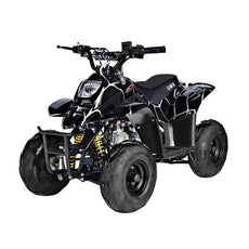 GMX Ripper 110cc Sports Quad Bike - Spider Black