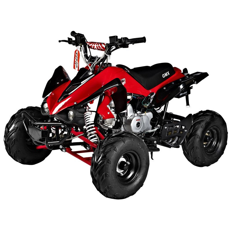 GMX Sports Zilla X 125cc Sports Quad Bike - Red