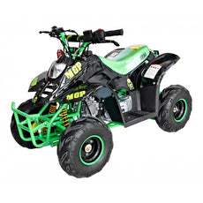GMX Ripper 110cc Sports Quad Bike - Madd Gear Green