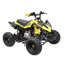 GMX The Beast 110cc Sports Quad Bike - Yellow