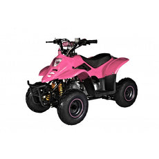 GMX Ripper 110cc Sports Quad Bike - Pink