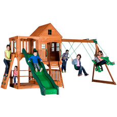 BYD Hillcrest Outdoor Kids Play Centre