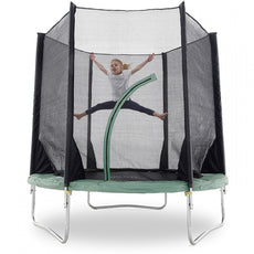 Space Zone 8ft Trampoline & Enclosure