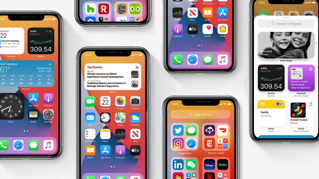 iOS 14 compatible devices list: Will it work on iPhone 7, iPhone XR or XS?