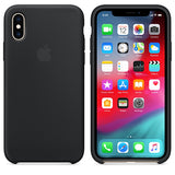 iPhone Silicone Case — Black