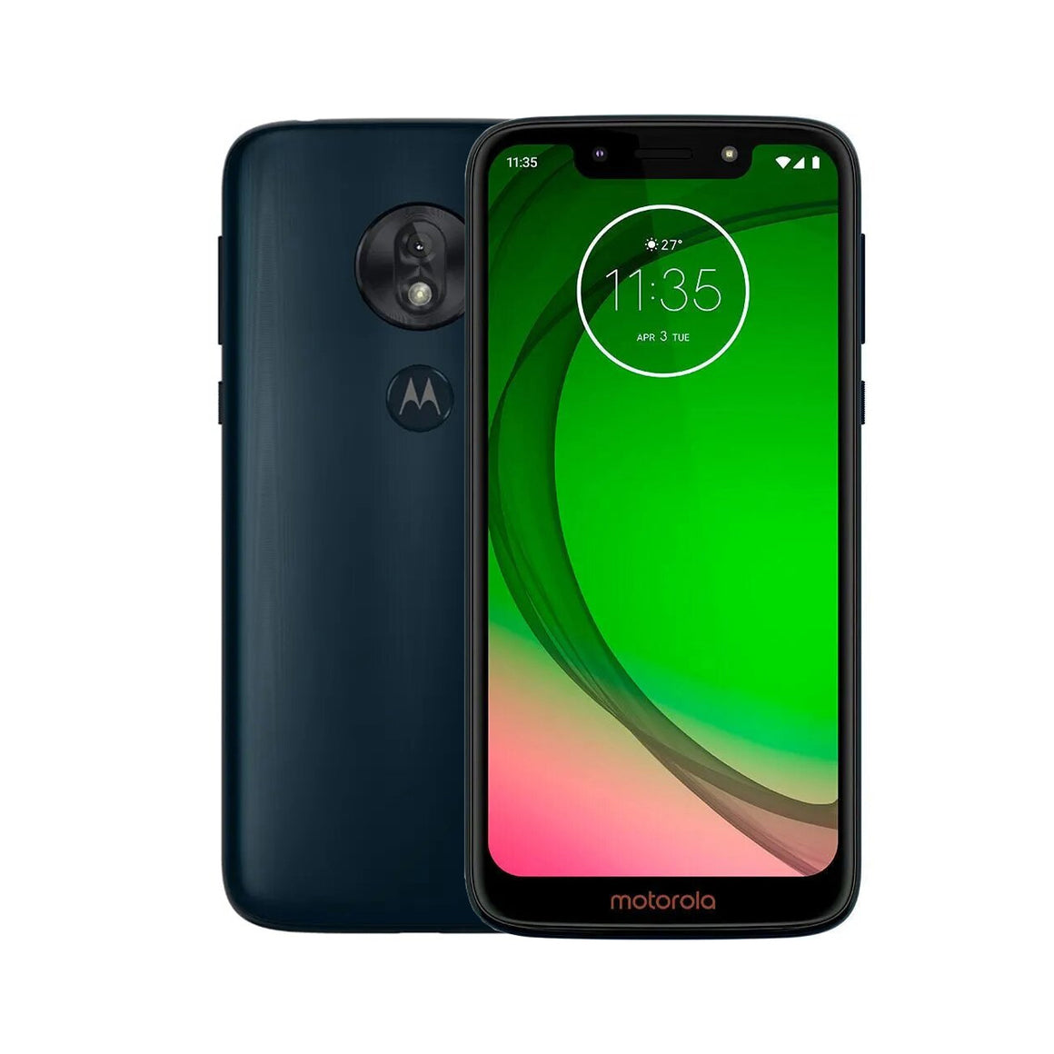 "MOTOROLA MOTO G7 PLAY XT1952  -(32gb+2gb ram 5.7""inc  13mp)"