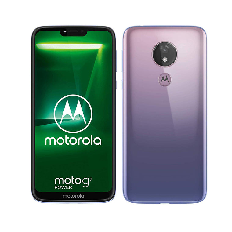 MOTOROLA MOTO G7 POWER XT1955 -(64gb  4gb ram  6.2 inc  12mp)