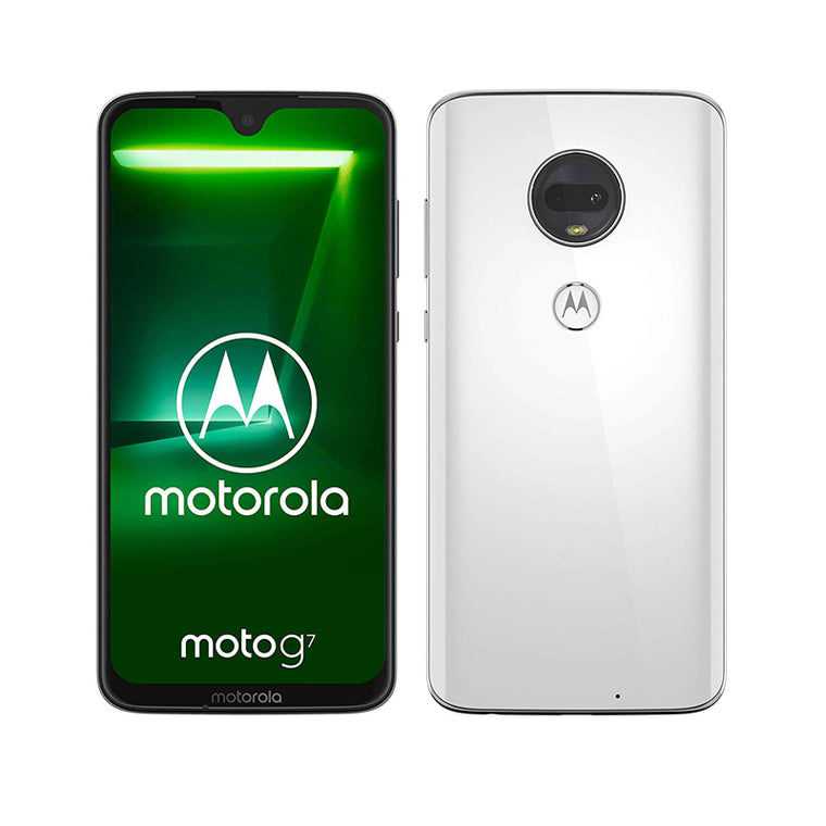MOTOROLA MOTO G7  XT1962  -(64gb, 4gb ram 6.2inc  12mp