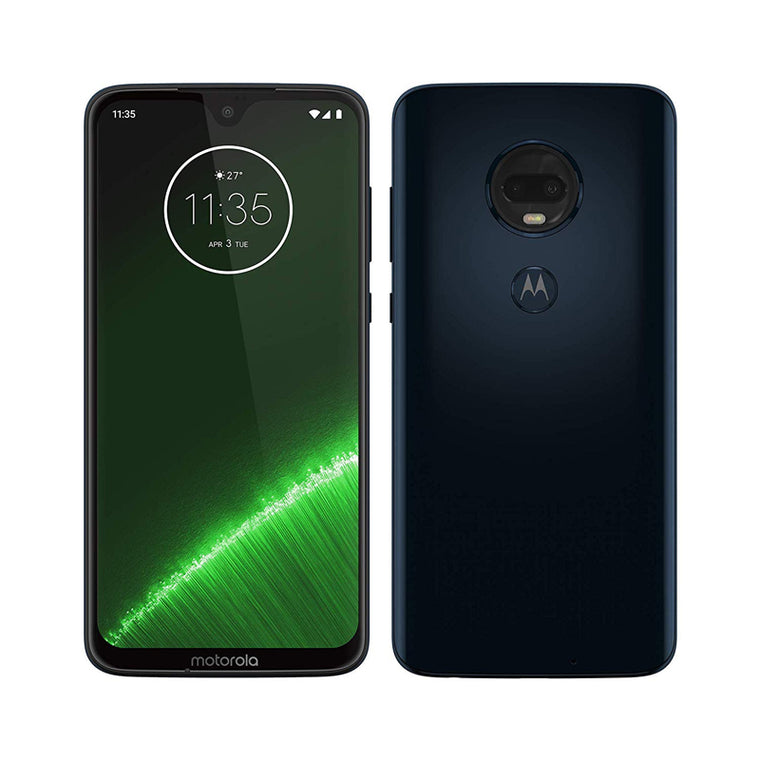 MOTOROLA MOTO G7 PLUS XT1965 -(64gb, 4gb ram 6.2inc  16mp)
