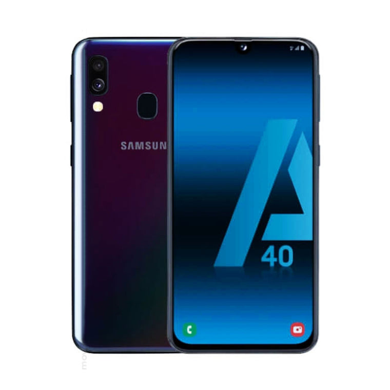 SAMSUNG GALAXY A40s  64GB -(4gb ram  5.9 inches, dual camera 16 MP, 5MP