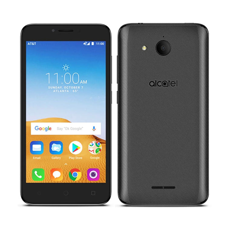 ALCATEL TETRA 16GB  4G LTE UNLOCK
