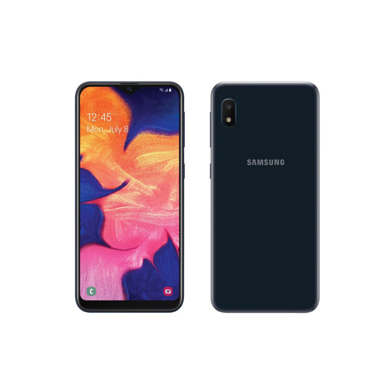 "SAMSUNG GALAXY A10e A102U BLACK -(32gb-2gb, displsy 5.83"" unlock)"