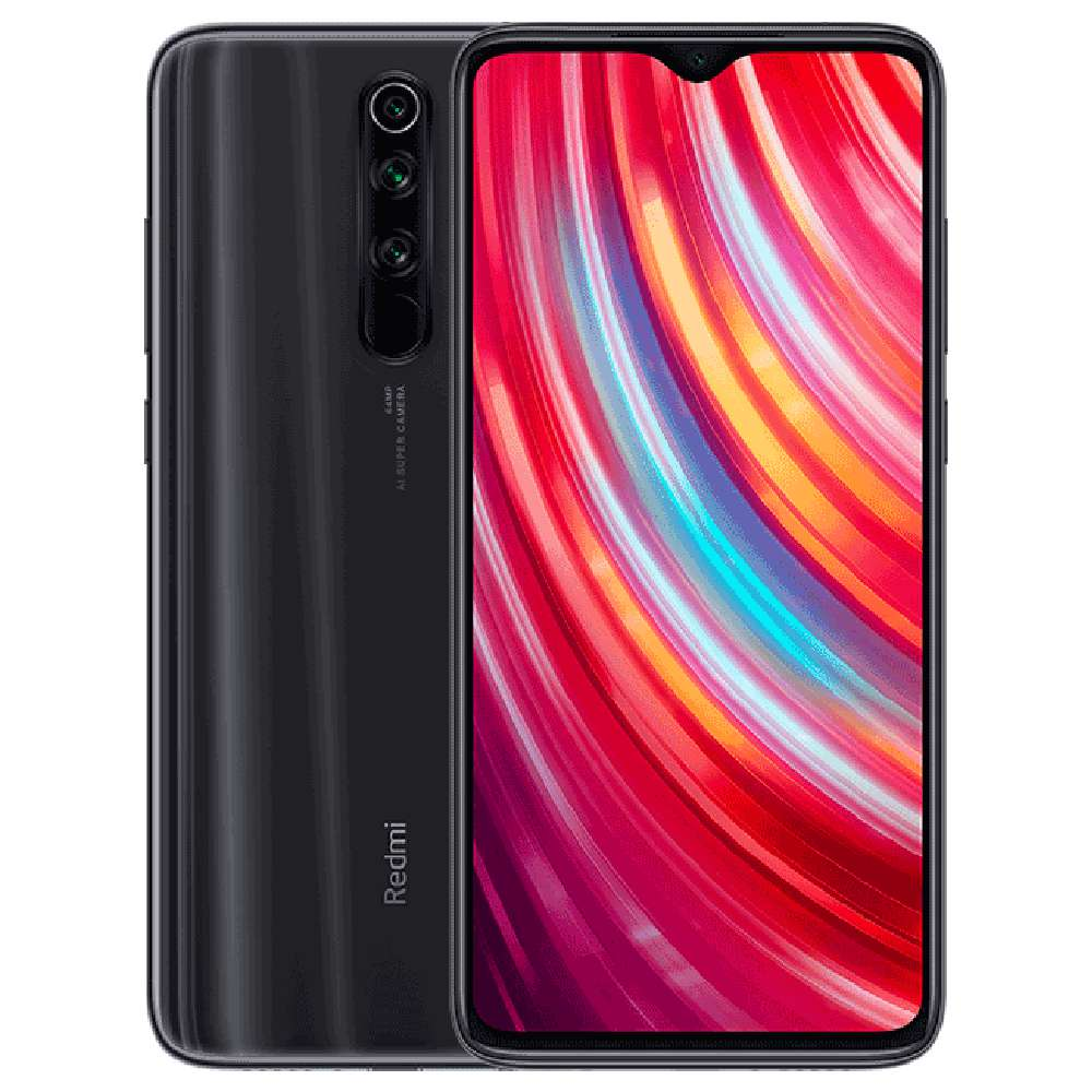 "XIAOMI REDMI NOTE8 PRO 128GB -(6.53"", 64mp, 6gb ram, 4500 mAh, gsm unlocked)"