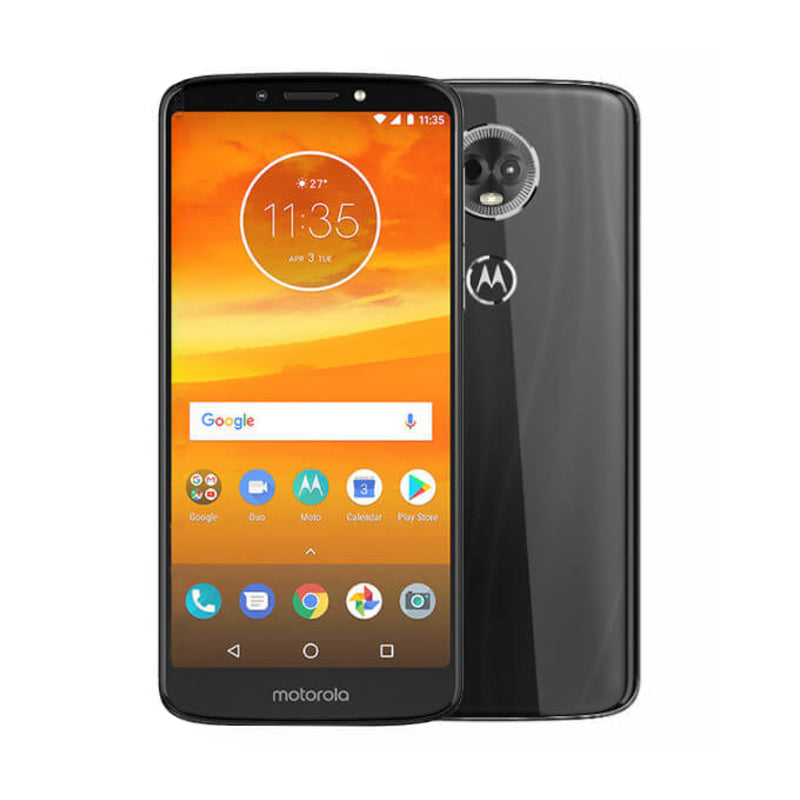 MOTOROLA MOTO E5 PLAY TXT19216PP - (16gb 2ram display 5.3 Unlocked)