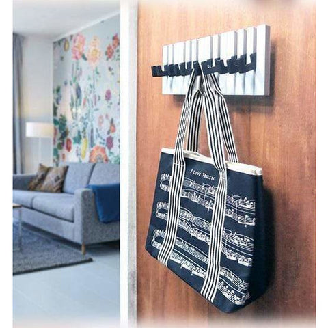 Music Bumblebees Household items Music Themed Keyboard Clothes Hanger
