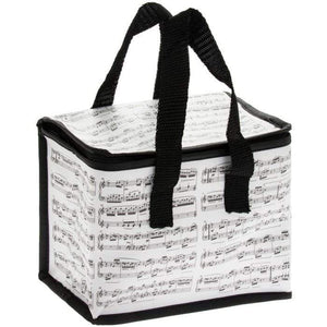 Music Bumblebees Music Lunch Bag Making Music Lunch Bag