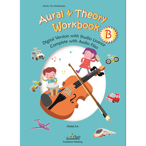 vendor-unknown Music Publications,Featured Products,Products,Our Publications Music Bumblebees Aural & Theory Workbook B Studio Licence (Digital Download)