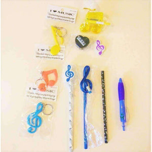 Music Stationery Pack of 10