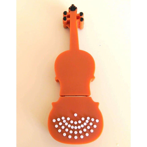 Image of Music Themed USB Memory Stick 32Gb - Violin Music USB - Music Bumblebees