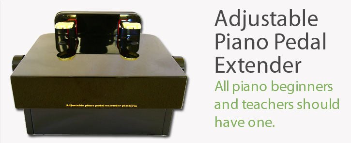 Piano Pedal Extender - Music Instruments