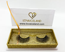 Load image into Gallery viewer, 3D synthetic silk lashes - Sassy